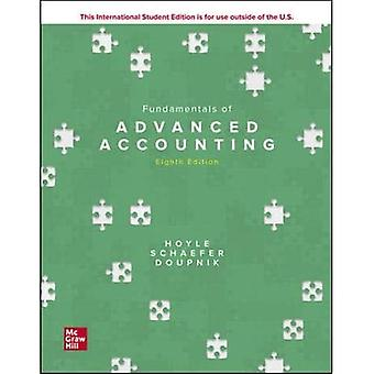 ISE Fundamentals of Advanced Accounting