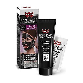 Hyaluronic face lift complex maschera viso peeling 25 ml of cream