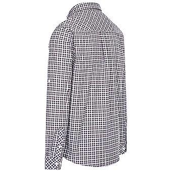 Trespass Mens Wroxtonley Checked Shirt
