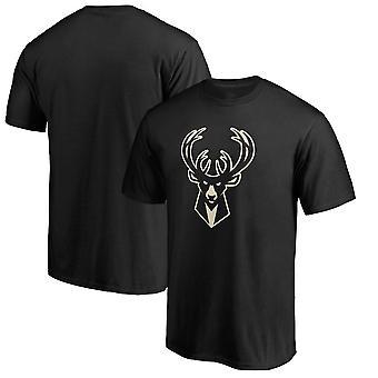 Milwaukee Bucks Koripallo T-paita Urheilu Top DXG007