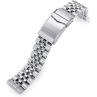 MiLTAT 20mm Watch Band for Seiko 62MAS Reissue Models SPB051 SPB053 SPB071, Angus-J