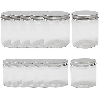 Set of 12 Plastic Containers | Pukkr