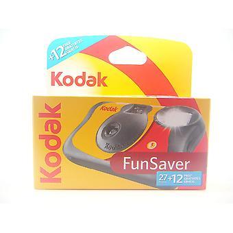 Kodak funflash/39 Einwegkamera mit Blitz 27+12 Belichtungen