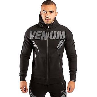 Venum One FC Impact Hoodie Schwarz/Schwarz