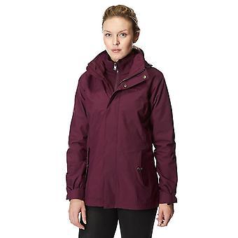 New Brasher Women's Windermere 3 In 1 Jacket Purple