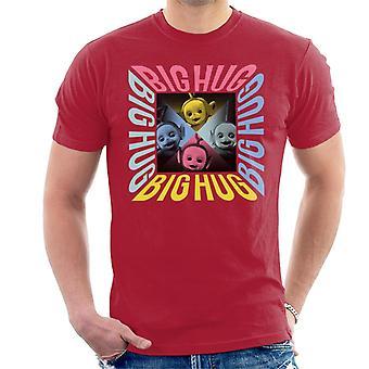 Teletubbies Big Hug Men's T-Shirt