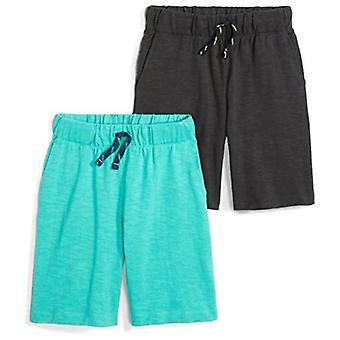 Merkki - Spotted Zebra Boy's Knit Jersey Play Shortsit