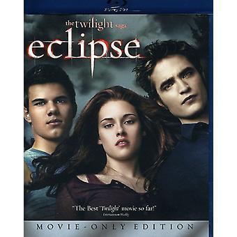 Saga Crepúsculo: Eclipse [BLU-RAY] USA importar
