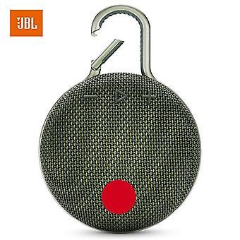 Bluetooth-kaiutin Vedenpitävä Urheilu Ulkona Kannettavat Kaiuttimet Mikrofoni