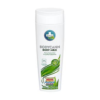 Bodycann Natural Body Milk 250 ml