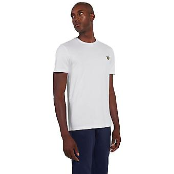 Lyle & Scott Crew Neck T-Shirt - White