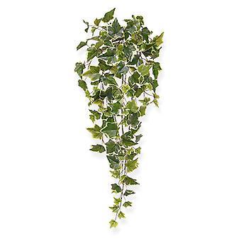 Hangingplant edera artificiale 65 cm variegata
