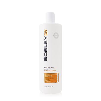 BosleyMD BosRevive Väri Turvallinen ravitseva Shampoo 1000ml / 33.8oz