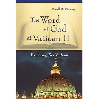 Guds Ord i Vatikanen II - Utforska Dei Verbum av Ronald D. Med