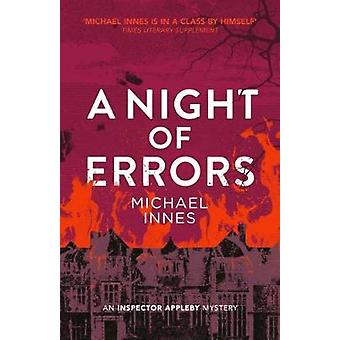 A Night of Errors by Michael Innes - 9781912194575 Book