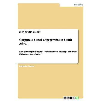Corporate Social Engagement in South Africa by John-Patrick Grande -