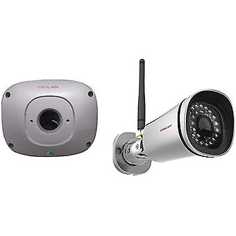 Wokex FAB99 wasserdichte Montageplatte berwachungskameras / Mini-Bullet Kameras & FI9900P IP