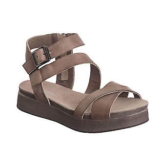 Antilop kvinnors 210 läder Multistrap Sandal