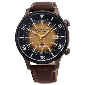 Orient Bronze Mens Montre