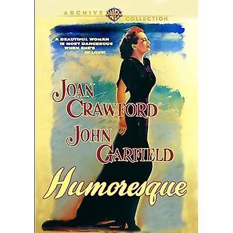 Importer des USA [DVD] Humoresque (1946)