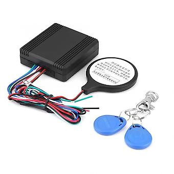 Motorcycle Id Card Lock & Smart Induction Sensor