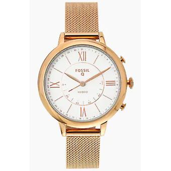 Fossil Analog quartz ladies with stainless steel strap FTW5018