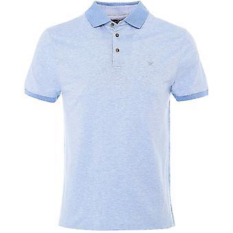 Hackett Fil-à-Fil Polo Shirt