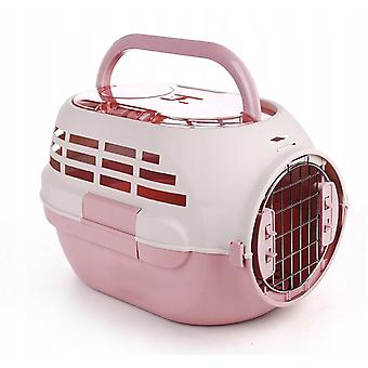 Portable Pet Shipping Box With Sunroof