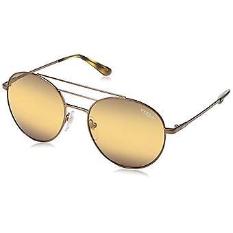 Ray-Ban 0VO4117S Sonnenbrille, Mehrfarbig (Kupfer), 54.0 Damen