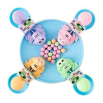 Classic Toys montessori koraliki fasola dorywczo mózgu działania gry planszowe rodzic dzieci gry| Bloki(niebieski)