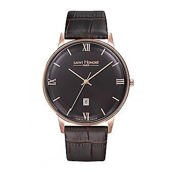 Men's Watch 8530128MRAR - Brown Leather