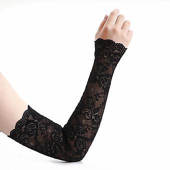 Cubierta de brazo de mujer