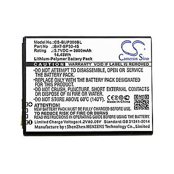 Cameron Sino Bup300Bl Battery Replacement For Bluebird Barcode Scanner