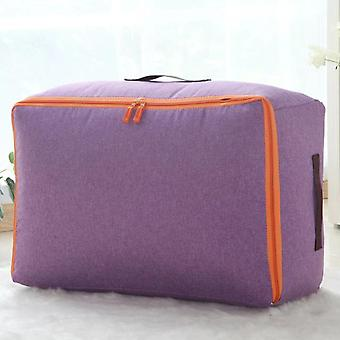 Durable Underbed Storage Boxes Home Travel Underbed Pouch Storage Bag Box|Foldable Storage Bags