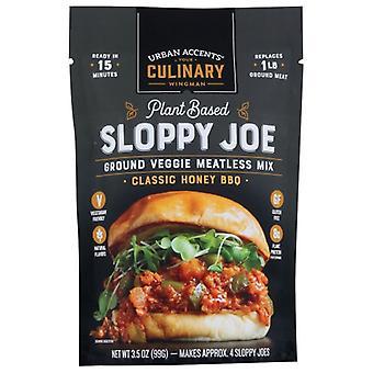 Urban Accents Meatless Mix Sloppy Joe, Case of 6 X 3.5 Oz