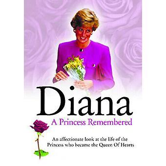 Diana A Princess Remembered DVD (2007) cert E Região 2