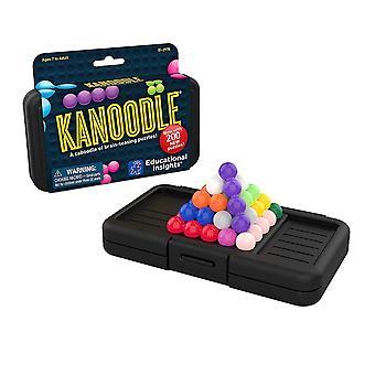 Pedagogiska leksaker, 3d pusselspel med 200 utmaningar