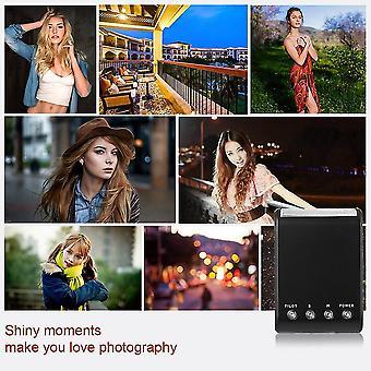 Digital Slave Flash Light Auto Single Contact Standard per fotocamera Hotshoe