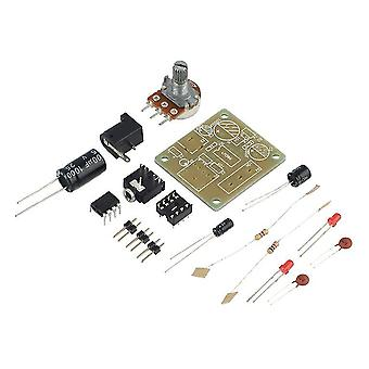 Lm386 Diy Mini Amplifier Board Module Compact 3v-12v Audio Amplifier Module