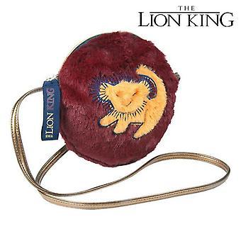Shoulder Bag The Lion King 72795 Burgundy