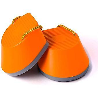 FA167-1 Hufeisen-Laufdollies, Orange