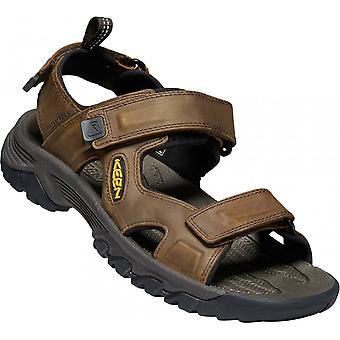 Keen Targhee III Open Toe Sandal - Bison/Mulch
