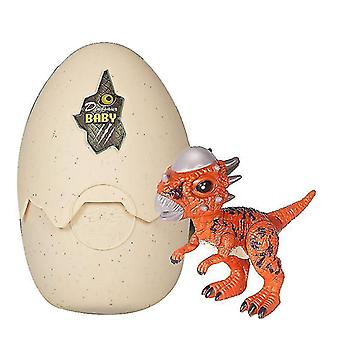 Hatching Egg Dinosaur Toy, Dinosaur Eggs That Hatch With Realistic Dinosaur Action Figure(GROUP3)