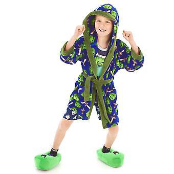 Minecraft الأولاد غيبوبة ستيف والسيف ثوب خلع الملابس