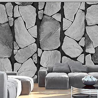 Tapeter - Stenens grå