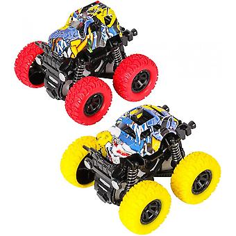 Monster Truck Juguete Friction Powered Cars