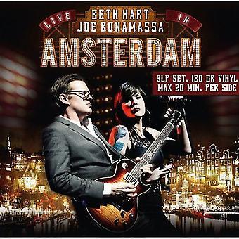 Beth Hart & Joe Bonamassa - Live in Amsterdam [Vinyl] USA import
