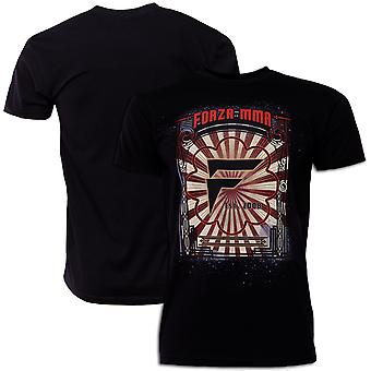 "Forza Sports ""Awakening"" MMA T-Shirt - Black"