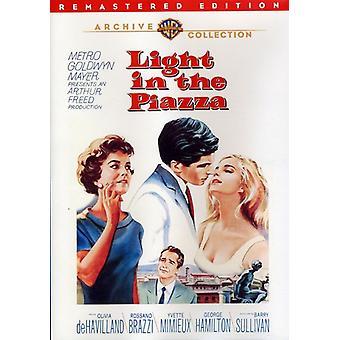 Lumière sur la Piazza (Remastered) [DVD] USA import