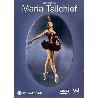 Art of Maria Tallchief [DVD] USA import